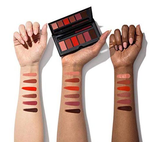 Smashbox Pucker Up Lipstick Palette Review