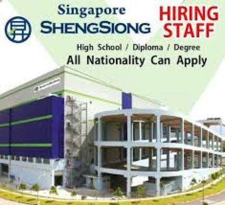 Sheng Siong Career Salary