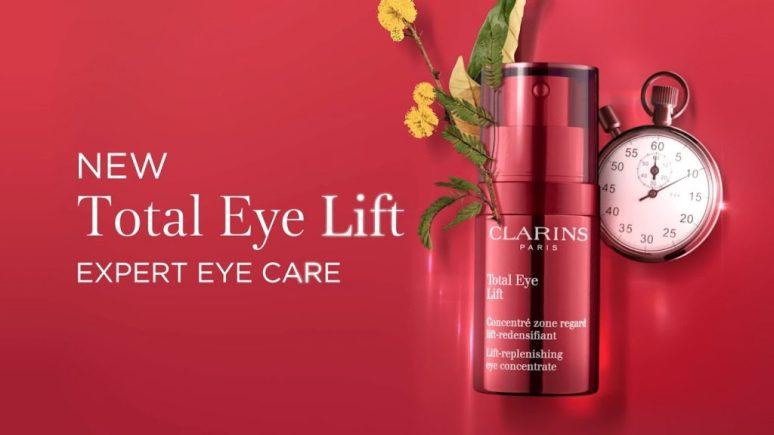 Clarins Total Eye Lift Reviews