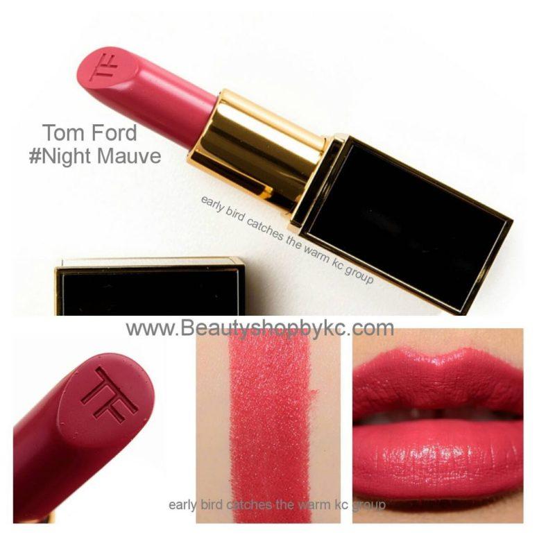Tom Ford Night Mauve Review