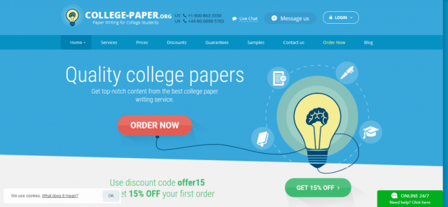 College-Paper.org Reviews