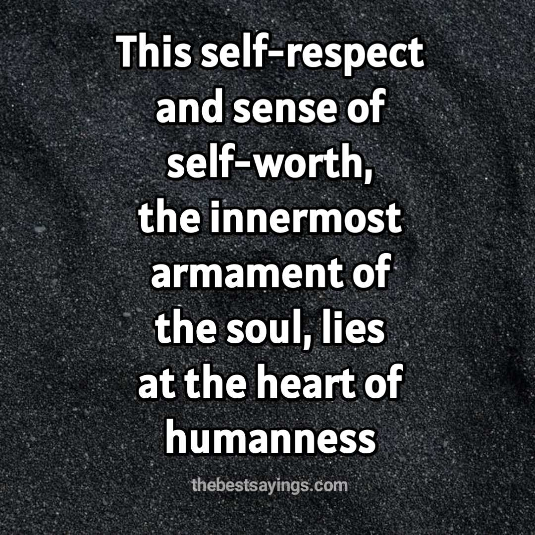91 Best Self Respect Quotes Inspire to Achieve Your Goals