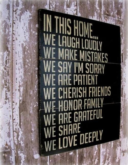 Home We Laugh Loudly