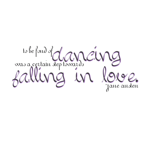 Quotes About Dancing In Love. QuotesGram