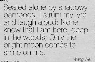 Alone Quotes Pictures and Alone Quotes Images with Message