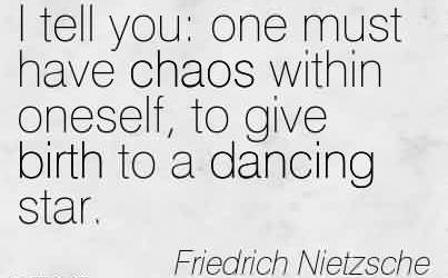 Chaos Quotes Pictures and Chaos Quotes Images with Message