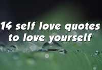 self love quotes to love yourself and improve your