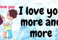 I Love You More than Quotes Love Quotes