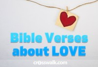 Bible Verses About Love Scriptures on Gods Love amp