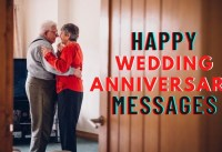 Happy Wedding Anniversary Message Marriage Anniversary Wishes Quotes And