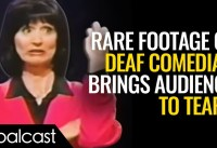 Deaf Comedian Turns Tragedy Into Comedy Kathy Buckley Inspirational