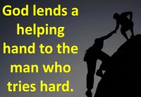 HUMANITY and HELPING HAND QUOTES