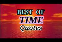 BEST OF TIME QUOTES Top