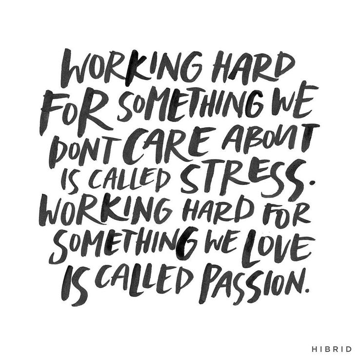 Work Quotes : creative-block-hard-work-passion