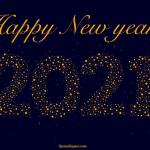 25 Happy New Year 2021 Facebook Timeline Covers To Wish Your Fb Friends Quotes Square