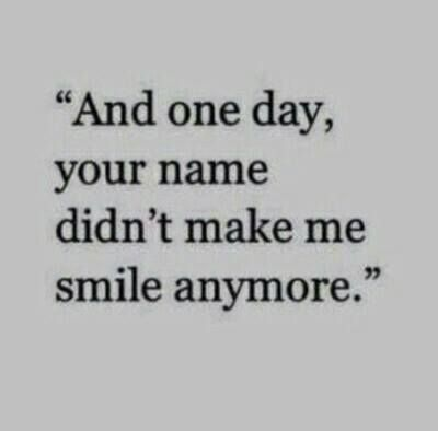 Breaking Up And Moving On Quotes :I thought about you today ...