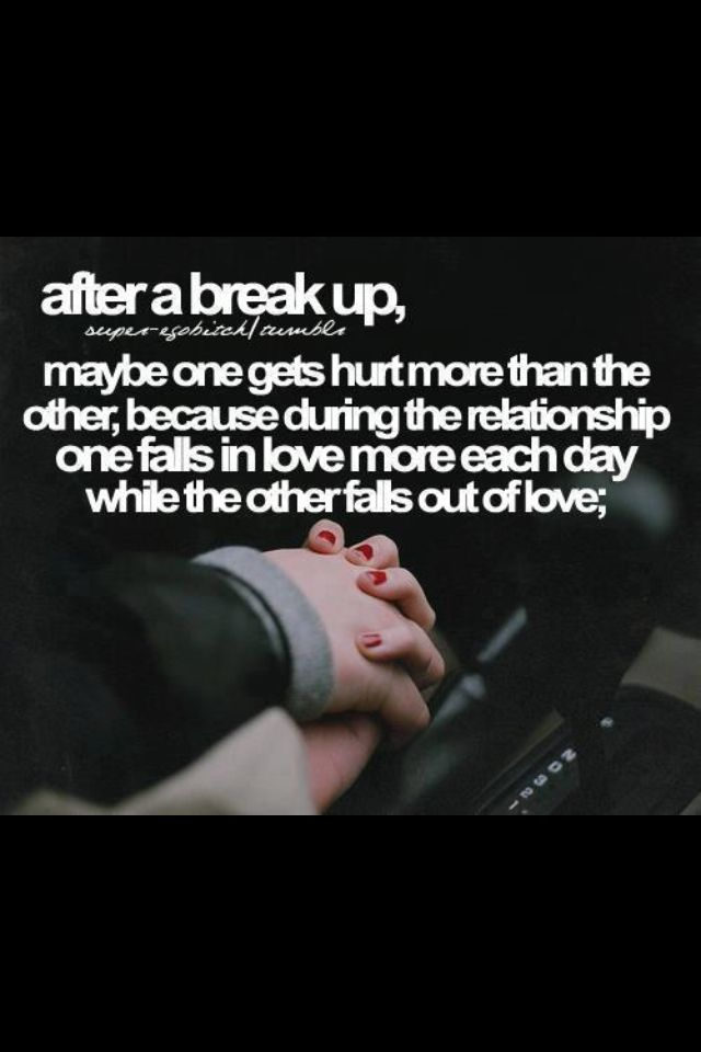 Breaking Up And Moving On Quotes :Guess I'm the one that ...
