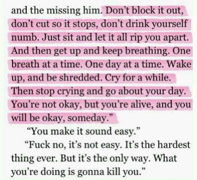 breaking up and moving on quotes oh my god yes this right here