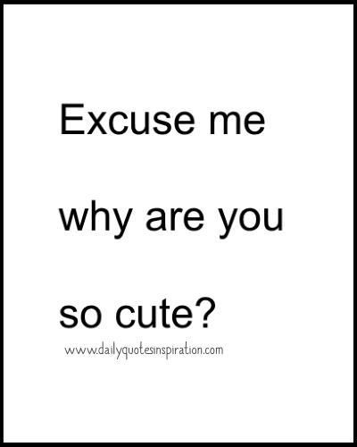 Cute quotes for your crush