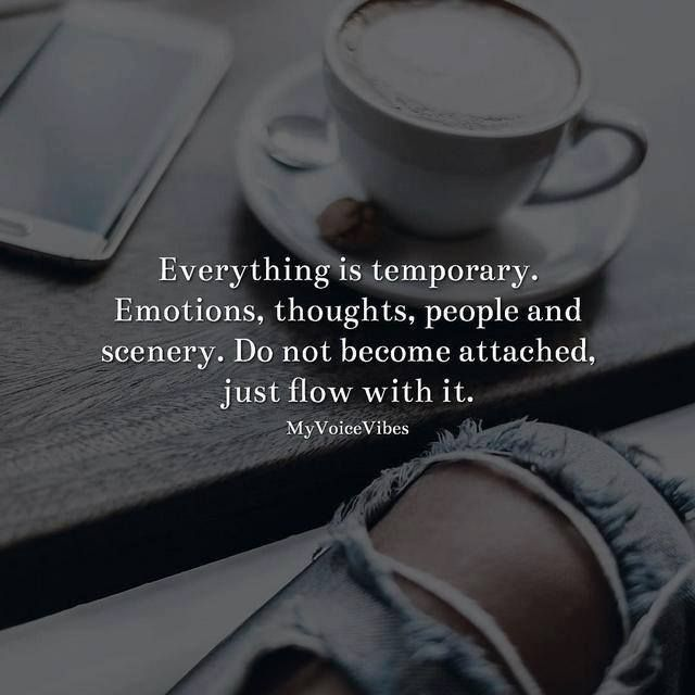 Inspirational Positive Quotes :Everything is temporary ...
