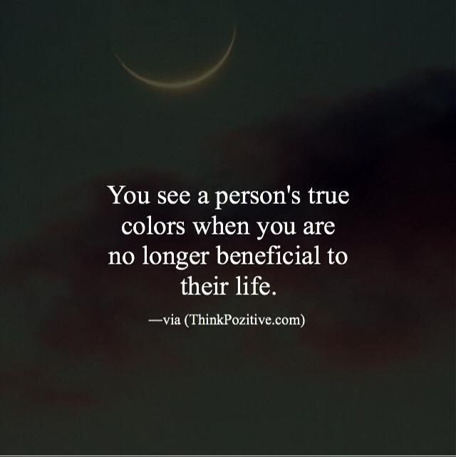 Inspirational Positive Quotes :You see a person\'s true ...