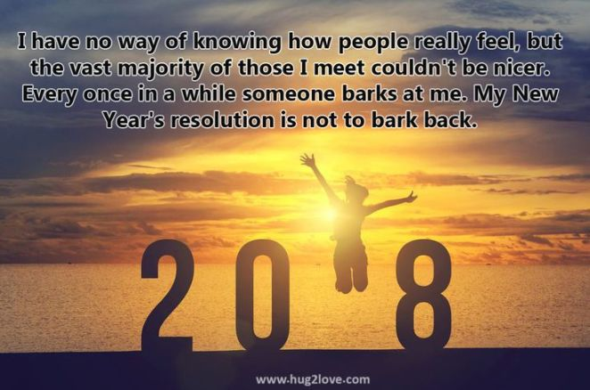 Happy New Year 2018 Quotes :Funny New Year Resolution Quotes ...