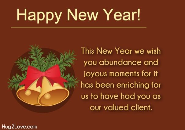 happy new year quotes new year wishes for business client