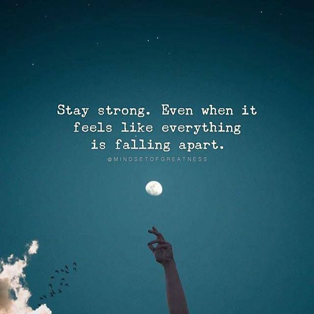 Stay Strong Quotes Custom Inspirational Positive Quotes Stay Strong QuotesViralnet