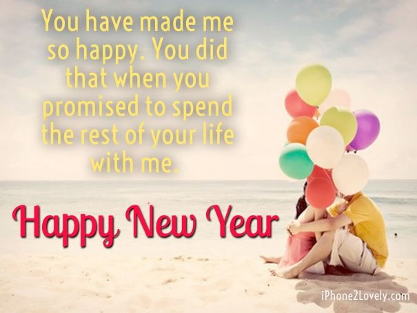 Happy New Year 2018 Quotes :New Year Wishes For Him - QuotesViral ...