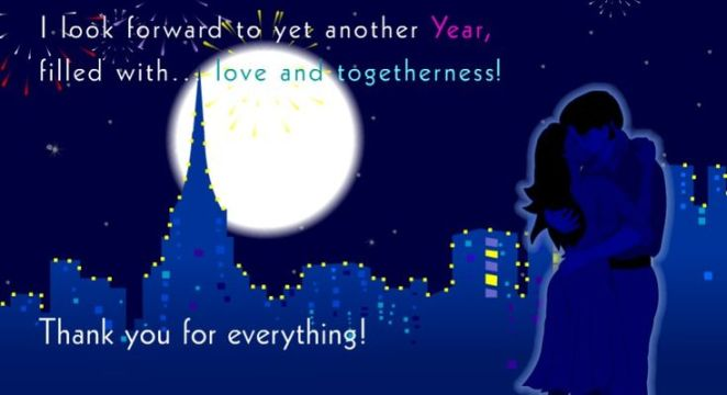 Happy New Year 2018 Quotes Thank You New Year Greeting Card Love Quotesviral Net Your Number One Source For Daily Quotes