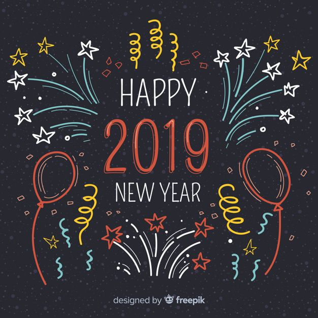 Happy New Year Quotes Bonne Année 2019 Fond Quotesviral