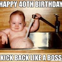 40 Funniest Birthday Memes For Anybody Turning 40