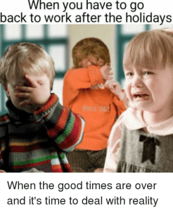 25 Back To Work Memes That'll Make You Feel Extra Enthusiastic