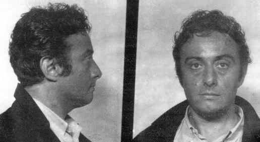Lenny Bruce mugshot