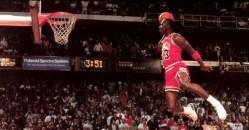 Michael Jordan Comeback