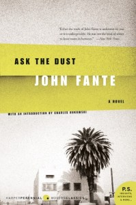 ask the dust book cover