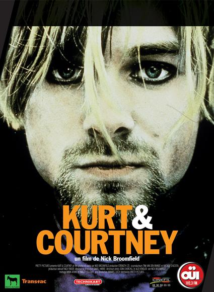 Kurt and Courtney documentary Broomfield