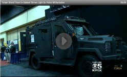 Urban Shield Police Militarization