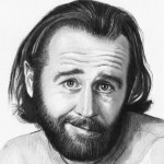 "In Honor of Pope Francis Saying, ""You Can't Make Fun of the Faith of Others,"" Here's George Carlin"