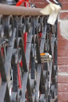 Pedal focus