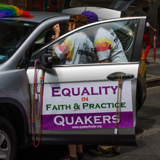 Equality In Faith And Practice