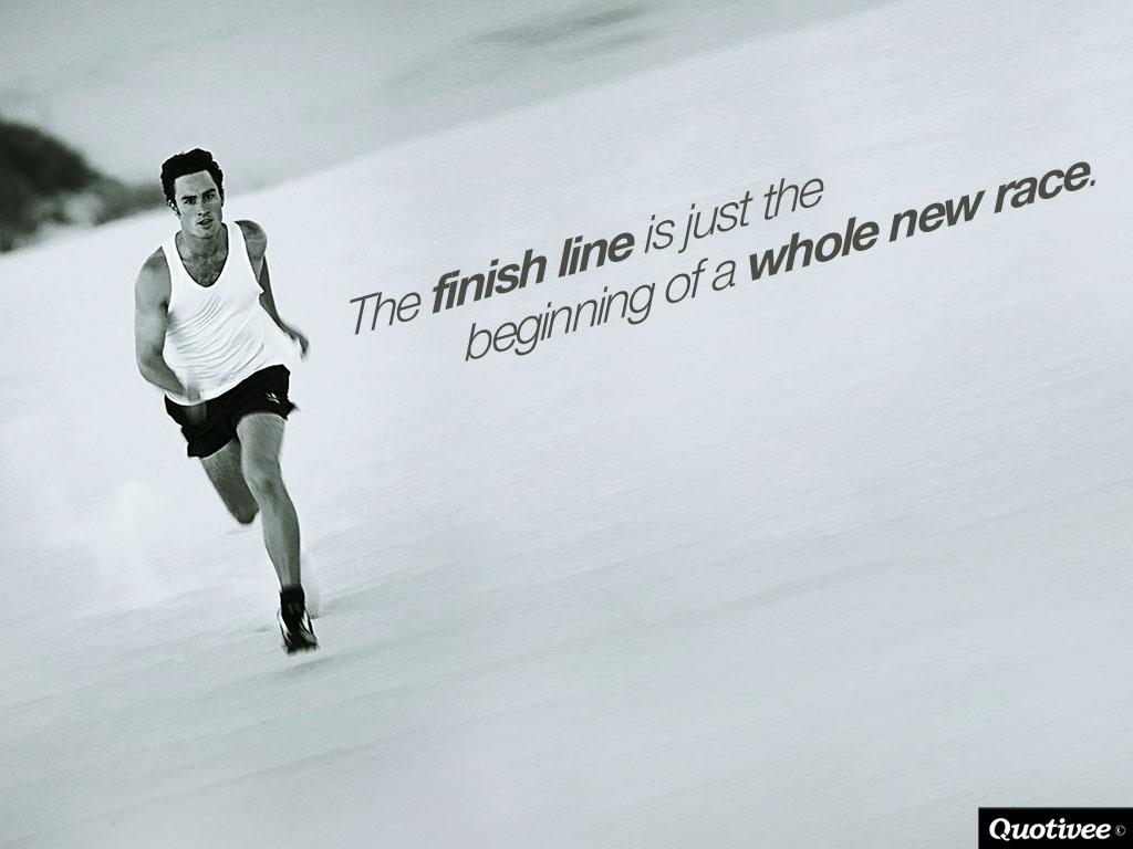 Don Draper Quote Wallpapers The Finish Line Inspirational Quotes Quotivee