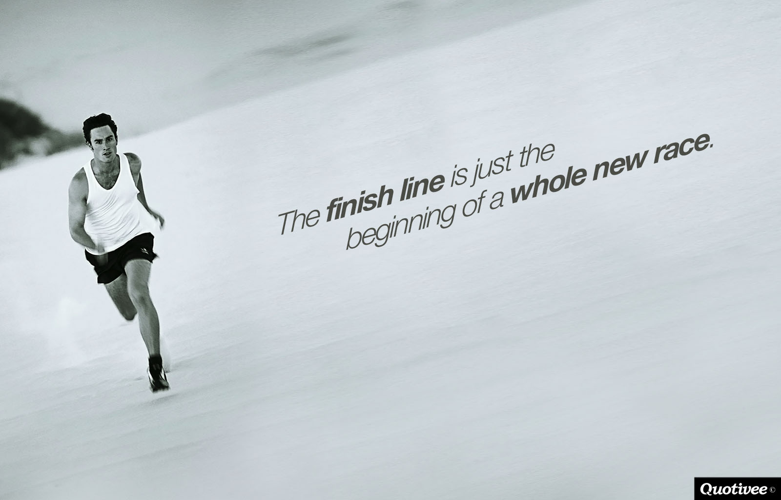 Motivational Quotes Wallpaper Download For Mobile The Finish Line Inspirational Quotes Quotivee