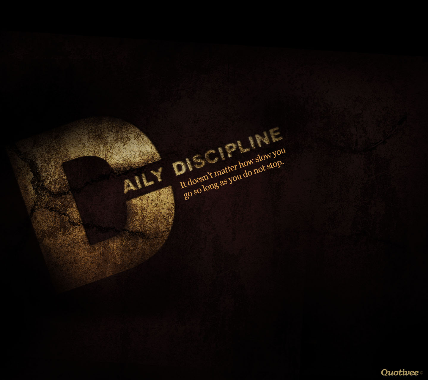 Don Draper Quote Wallpapers Daily Discipline Inspirational Quotes Quotivee