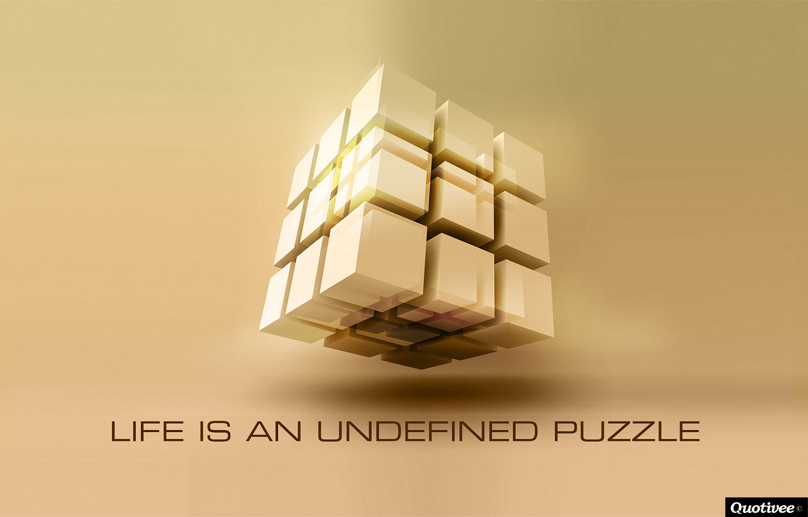 Business Inspirational Quotes Wallpaper Download Life Is An Undefined Puzzle Inspirational Quotes Quotivee