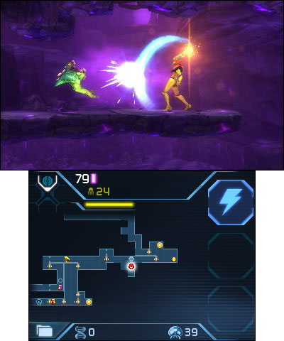Samus Returns Area 4 Map : samus, returns, Samus, Returns, Maping, Resources