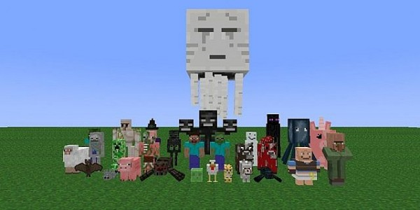 Minecrafts New Female Character