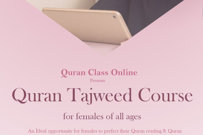 Learn Islam Online with Quran classes and Tajweed at Your Own Pace compiled for the children from 3 –12