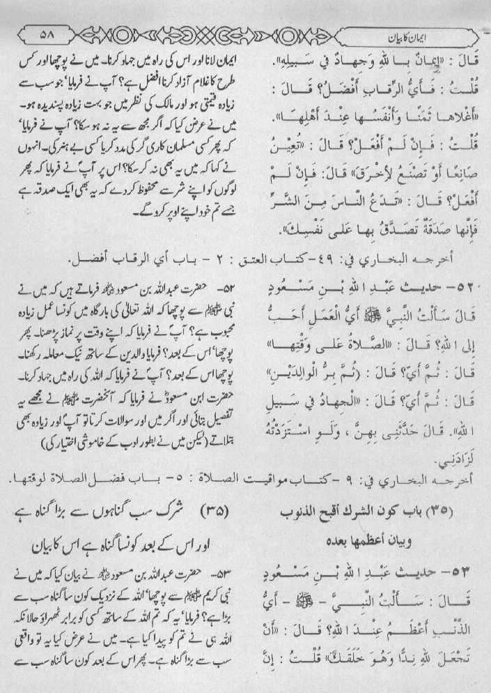 Islamic Knowledge