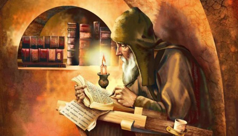 христианское монашество и монахи в Коране